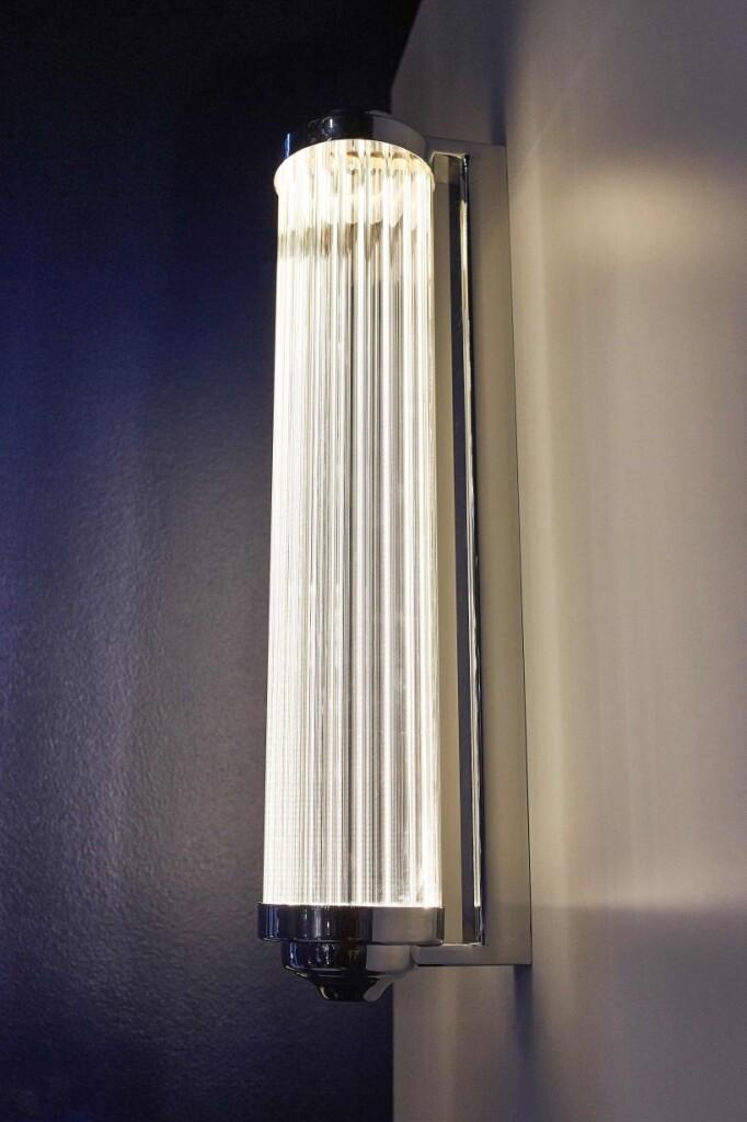 lampa Metropolis chrom-kopia